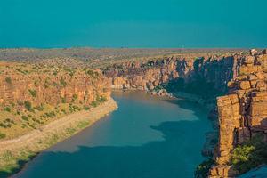 Gandikota - India's own Grand Canyon