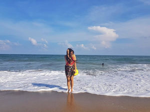 THE TAN WILL FADE BUT MEMORIES WILL LAST FOREVER - GOA#vacationoutfits #IssSummerBaharNikal