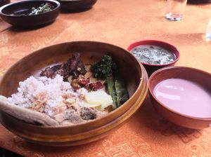 Bhutanese Cuisine - A must try!!