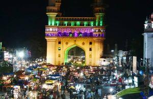 Flea Market@Charminar