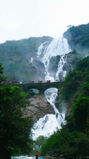 Dudhsagar Waterfall: Something which's there in everyone's bucket list but never ticked off