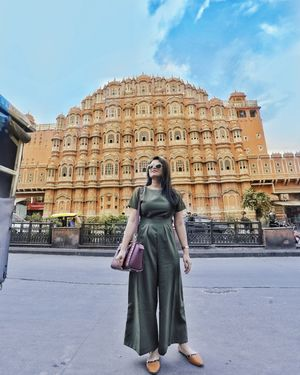 Most Instagrammed places in Jaipur.