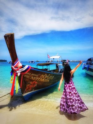 Thailand tour for 7 days. Beach, peace and nature.