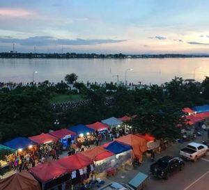 A great experience in Vientiane, Laos.