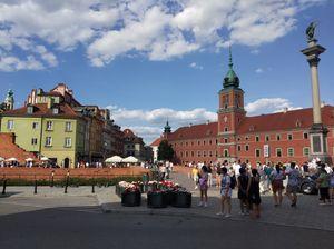 Amazing Warsaw, Poland