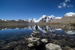 Heaven On The Earth - Gurudongmar Lake