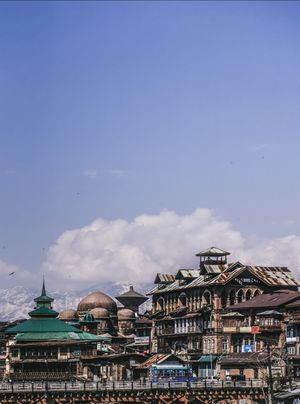 Srinagar Old City Heritage Life