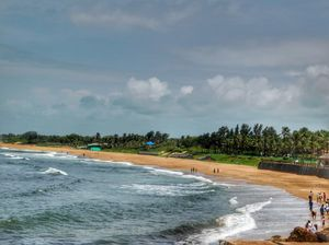Beautiful Beach Fort of Goa