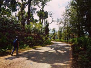 Thadiandamol - A story of 26Km trek