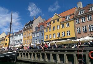 My 1st Solo Trip – Denmark