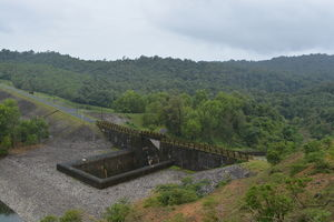Majestic Malenadu (1) -Hulikal Ghat, Savehaklu & Chakra Dam