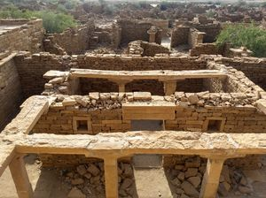 Kuldhara- a Haunted village, Jaisalmer