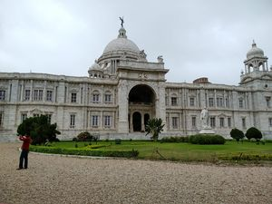 Victoria Memorial, Kolkata,India