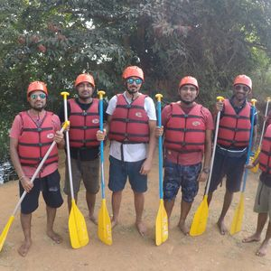 #Dandeli #Kali River Rafting Near to nature. Amazing experience