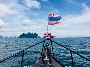 5 days in Phuket, Thailand