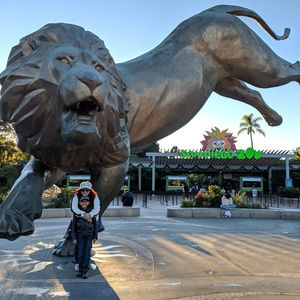 Must visit San Diego Zoo...world's largest zoo