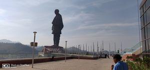 Statue of Unity | Kevadia-Rajpipla | Gujarat