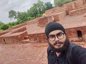 Shravasti Leaping into  Bhuddhism