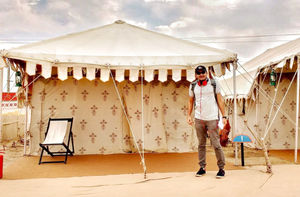 Rann of Kutch : The Gujrat tour