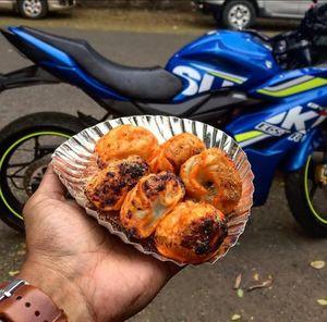 STREET FOOD OF NASHIK #streetfoodpics #IWillGoAnywhereForFood