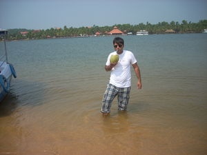 Poovar Backwater Cruise 1/10 by Tripoto