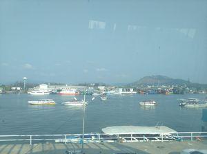 """Maya bay"" on the way to Phi-Phi island"