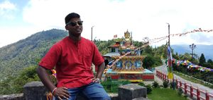 Ride to Lord Buddha Statue & Park.