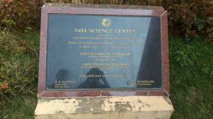 GOA SCIENCE CENTER