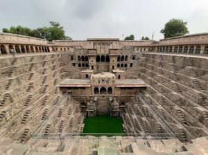 Chand Baori - Looking Down the Depths of History