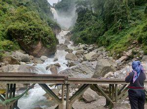Sikkim@nathula pass @ lachen