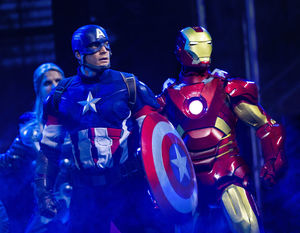 Love the Avengers? Get a Chance To Witness Them All At At Disneyland® Paris