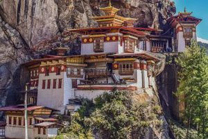 You May Soon Have to Pay a Fee to Enter Bhutan