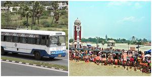 ₹275 में पहुँच पाएँगे हरिद्वार, ग्रेटर नोएडा से नई बस सेवा शुरू