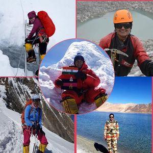 यूपी की बेटी ने किया कमाल, अपर्णा कुमार बनीं अमेरिका की सबसे ऊँची चोटी पर चढ़ने वाली पहली IPS अफसर
