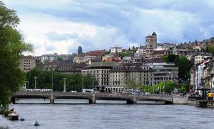 Tales from Altstadt, Zurich's Old Town