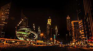 Dubai, the city of Gold.