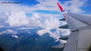 Over the Himalayas : One of the best flying experience you just can't miss...