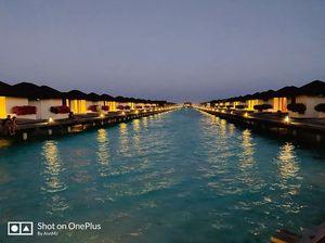 The Beautiful Blue Paradise - Maldives