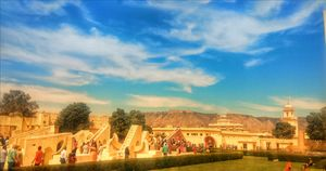 How to have the most romantic Weekend at Jaipur, in low budget