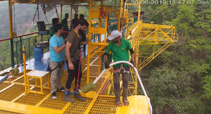 Bungee Jumping at Rishikesh – A Thrilling Experience