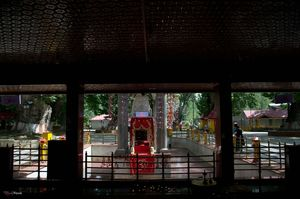 Kheer Bhavani Temple, Kashmir