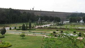 Mysore – KRS Dam- Brindavan Gardens - P1