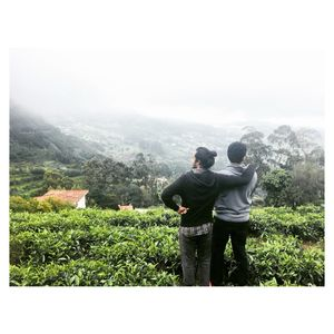 Drizzling Ooty days