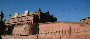 Magnificent Junagarh Fort Bikaner - Picture credit Pranati Kamani