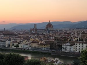 """An evening in Florence"" #MyKindaCity"