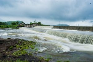 "Hidden place ""Kotmara dam"" around Pune/Mumbai to visit in monsoon #monsoonspots"