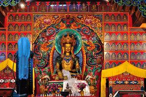 Deviant Bon culture in Nepal