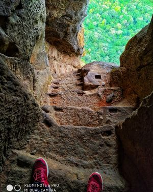 Harihar fort - Where adventure is on point.