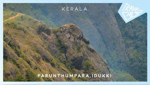 Rock that looks like a MAN, Idukki, Kerala