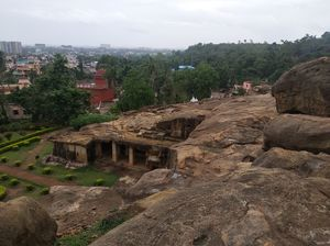 Udaigiri Caves : Feel the silence and view